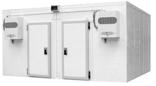 Вид холодильной камеры